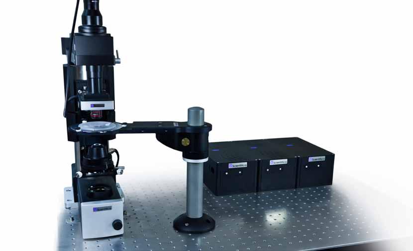 LASU - 激光刺激器