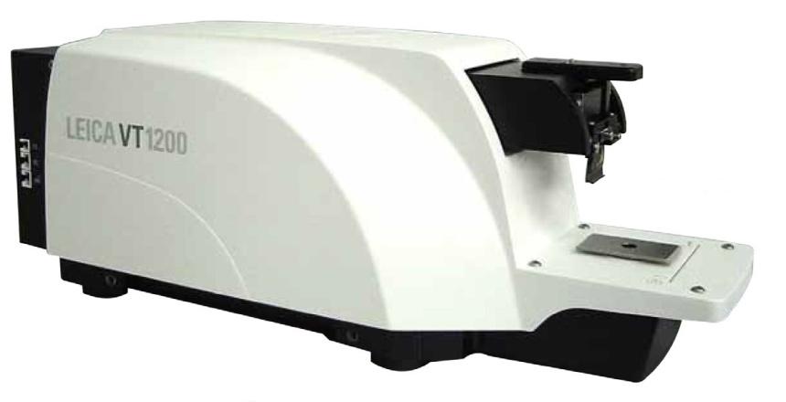 德国Leica公司振动切片机