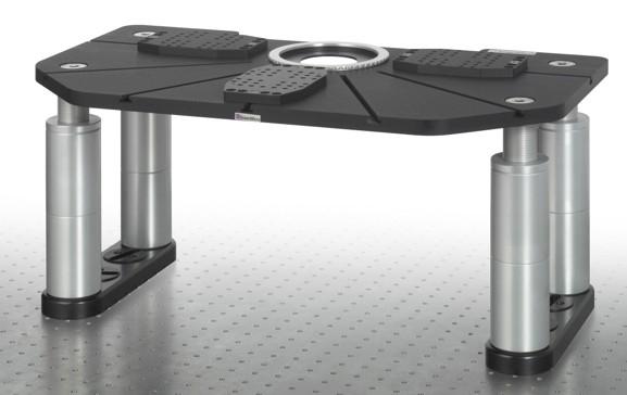 Upright Slice Platform